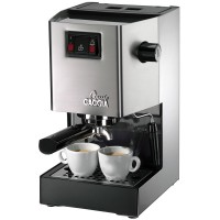 Gaggia Classic Brushed SS Espresso Machine