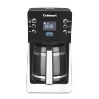 DCC-2800 Glass Carafe Coffeemaker Perfec Temp 14-cup in Black