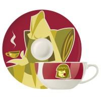 Ritzenhoff My Tea Tea Cups - Auge 04
