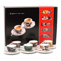 Saeco Jeanet Hönig Collection Espresso Cups