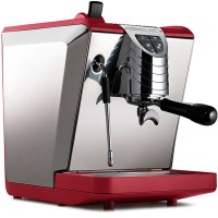 Nuova Simonelli Oscar II Pour Over in Red