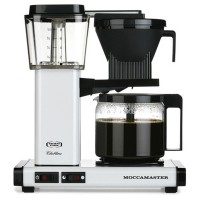 Technivorm Moccamaster KBG741 AO White Metallic Coffee Maker