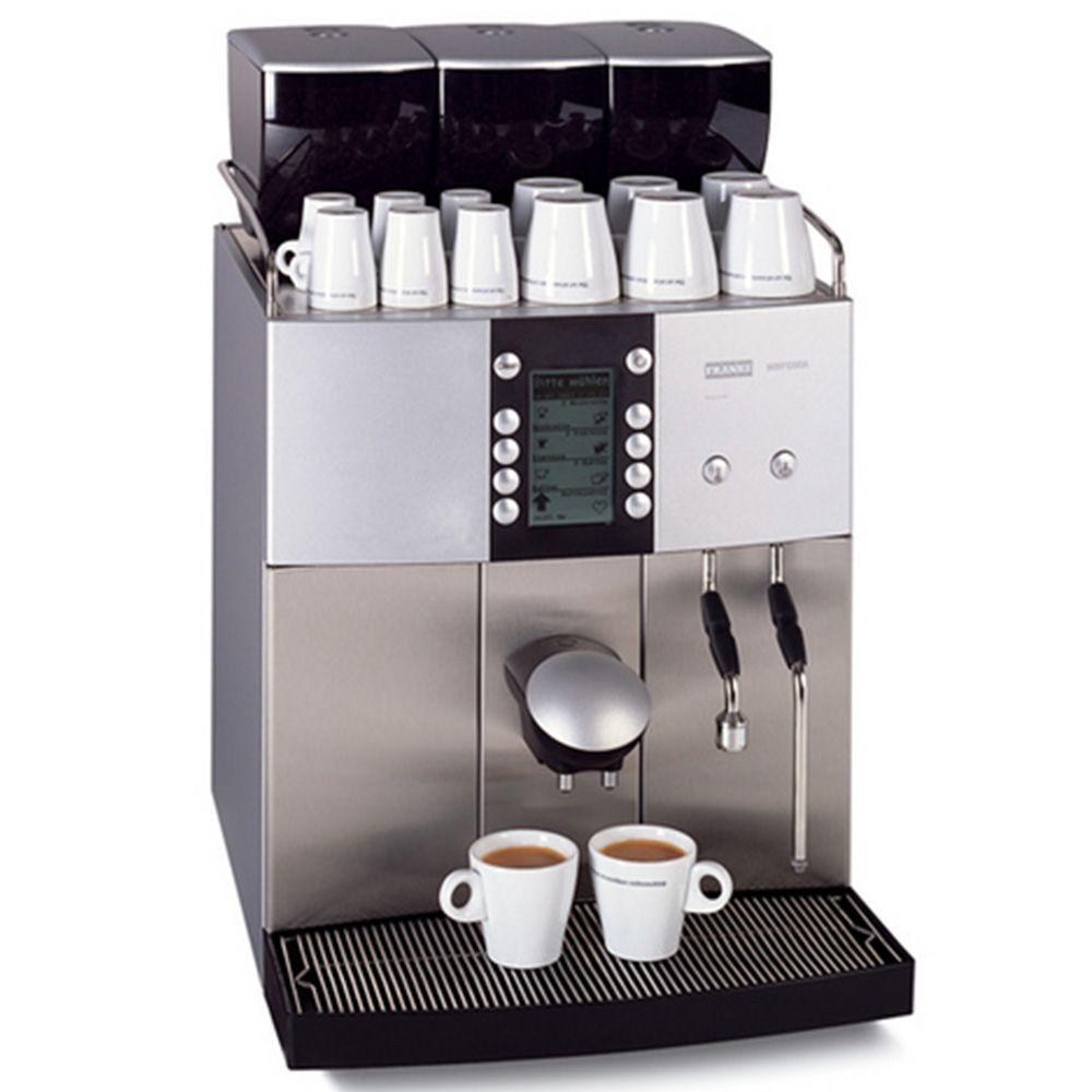 franke sinfonia 2 step espresso machine vitroxcoffee com rh vitroxcoffee com Franke Evolution Coffee Machines Franke Evolution Espresso Machine