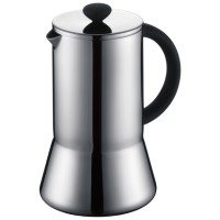 Bodum Presso 8 cup Thermal Stainless Steel French Press Coffee Maker