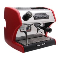 La Spaziale S1 Vivaldi II 20 Amp in Red