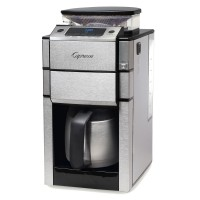 Capresso CoffeeTEAM Pro Plus Glass