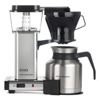 Technivorm Moccamaster KBTS741 Polished Silver Coffee Maker