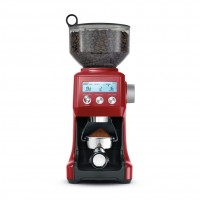Breville BCG820CRNXL Smart Grinder Pro in Red