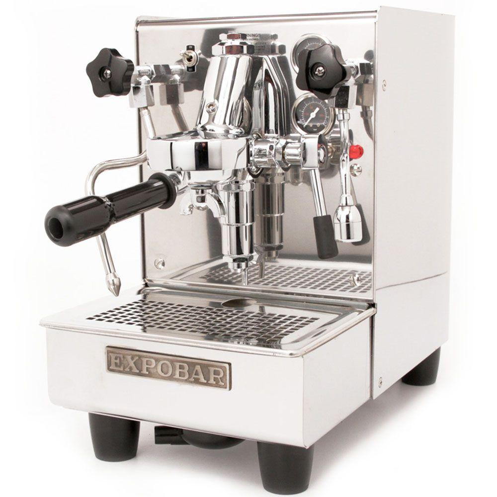 Expobar Office Lever Plus Semi Automatic Espresso Machine