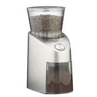 Capresso Infinity Stainless Steel Burr Grinder