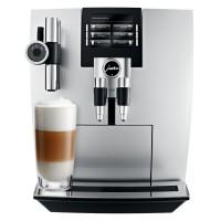 Jura Impressa J90 Espresso Machine in Silver