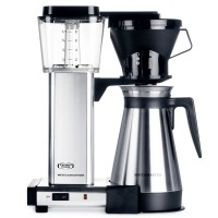 Technivorm Moccamaster KBT741 Polished Silver Coffee Maker