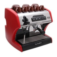 La Spaziale S1 Mini Vivaldi II in Red
