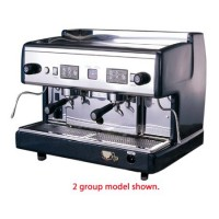 Rio Vania 4 Group Auto Espresso Machine