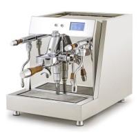 Vesuvius Dual Boiler Espresso Machine with Pressure Profiling