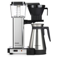Technivorm Moccamaster KBGT741 Polished Silver Coffee Maker
