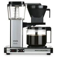 Technivorm Moccamaster KBG741 AO Polished Silver Coffee Maker