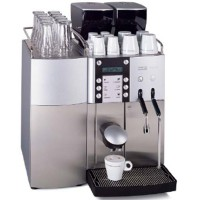 Franke Evolution 1-Step Espresso Machine