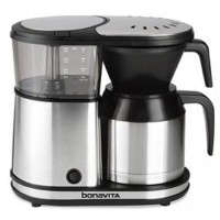 Bonavita BV1500TS 5-Cup Stainless Steel Lined Carafe Coffee Brewer